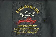 Paul & Shark Yachting Loro Piana Storm System Blue/Gray Waterproof Spray Jacket