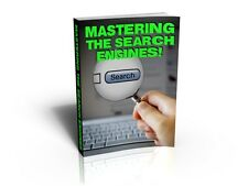 MASTERING SEARCH ENGINES By Using SEO - Proven Methods That Works Well  (CD-ROM)