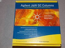 AGILENT J&W SCIENTIFIC GAS CHROMATOGRAPHY GC COLUMN CAT #122-5512 DB-5MS