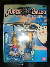 BANDAI Disney TAIL TALE SPIN Super Baloo MOLLY  MISB NEUF talespin FRANCE