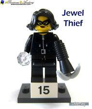 LEGO 71011 Series 15 Jewel Thief Minifigure NEW & SEALED (MISP)