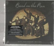 PAUL McCARTNEY Mc CARTNEY  BAND ON THE RUN 25th ANNIVERSARY EDITION 2 CD BEATLES