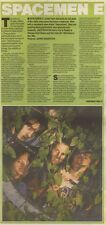 29/7/89Pgn11 Article & Picture 'spacemen E' Spacemen 3 From Obscurity To Cult Go