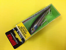 Rapala Countdown ABACHI LIPLESS CDAL-9 HINR, Hologram Inc Red Color Lure.