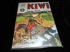 Kiwi 375 Editions Lug juillet 1986