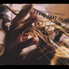 Shake That Thing 2004 by Preservation Hall Jazz Band Ex-library