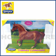 NEW BREYER CHESTNUT MORGAN  1:12 SCALE MODEL HORSE CLASSICS COLLECTION 928