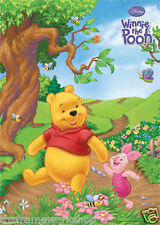 WINNIE THE POOH - 3D MOVING  POSTER 300MM X 420MM(NEW)