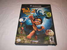 Tak 2: The Staff of Dreams (Nintendo GameCube) Game Complete Excellent!