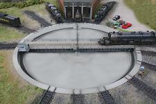 Spur H0 - Große elektrische Drehscheibe 130`  -- 2859 Neu