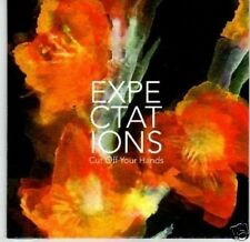 (I84) Expectations, Cut Off Your Hands - DJ CD