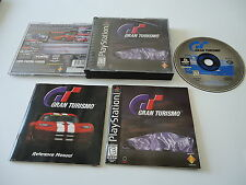 Gran Turismo GT [Sony Playstation 1] PSX PS1 Complete in box **