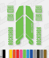 RockShox SEKTOR 2013 Style Decals / Stickers - Custom / Fluorescent Colours