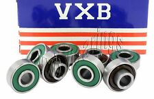 8 Skateboard Extended Ceramic Bearing with Built-in Spacers Bearings 8786
