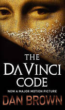 THE DA VINCI CODE by DAN BROWN Used