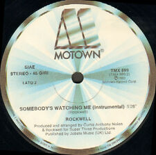 ROCKWELL - Somebody's Watching Me - Motown