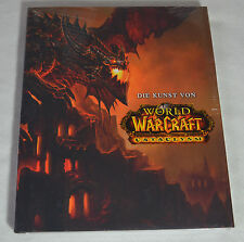 World of Warcraft-Cataclysm artbook-Wow-The Art of OVP-inglés
