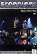 Scorpions - Over the Top: Documentary DVD NEU OVP