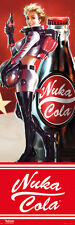 FALLOUT 4 Door Poster - NUKA COLA - New HUGE Door poster DP0537