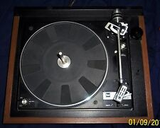 VINTAGE DUAL 1237 AUTOMATIC BELT DRIVE TURNTABLE W/CARTRIDGE