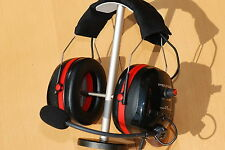 TELCOM pilota Aviation Headset Vector 0as -32 DB