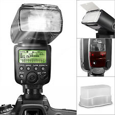 Altura Photo® Proffesional E-TTL Auto Focus HSS Camera Flash for Canon DSLR
