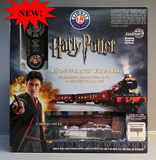 LIONEL HARRY POTTER HOGWARTS EXPRESS LIONCHIEF O GAUGE TRAIN SET 6-83620 NEW