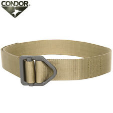 CONDOR Tactical us1016 Instructor Belt ib ibl  003 TAN size L/XL 42-46