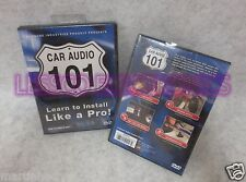 "SCOSCHE DVD "" Car Audio 101 - Learn to Install Like a Pro! "" Installation DIY"