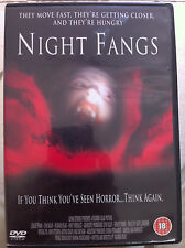 Cyn Dulay Leslie Frank NIGHT FANGS ~ 2005 Vampire Horror | UK DVD