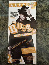 the Robber Bridegroom musical ad/flyer Broadway NYC Steven Pasquale