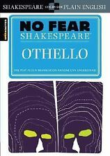 OTHELLO, NO FEAR SHAKESPEARE side by side translation, Plain English