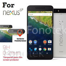 NEW 100% GENUINE Real Tempered Glass for Google Nexus Huawei 6P Screen Protector