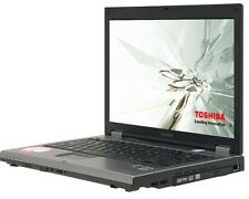 Toshiba Tecra M9 Notebook, Intel CPU, 2GB RAM, 160GB HDD, Win 7 Pro