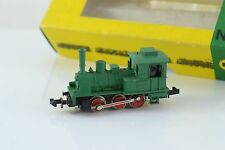 Minitrix 0-6-0 BR89 Steam Locomotive Green N Scale