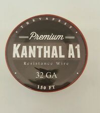 Premium Kanthal A1 Resistance Wire 32 Gauge 150' FT. THEVAPEST