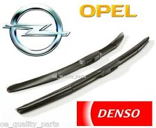 "Hybrid Denso Front Wiper Wiers Blade Blades Opel Insignia Mazda 6 GH 18"" 24"""