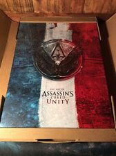 NEW The Art Of Assassins Creed Unity Artbook Hardcover Limited To 500 By Titan