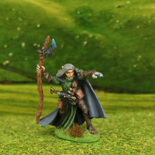 Reaper Bones PAINTED Elquin High Elf Wizard, Mage, Caster D&D Frostgrave