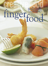 "Finger Food: Finger Food (""Australian Women's Weekly"" Home Library),"