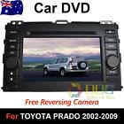 7.0 inch Car DVD stereo player GPS For TOYOTA PRADO Land Cruiser 120 2002-2009