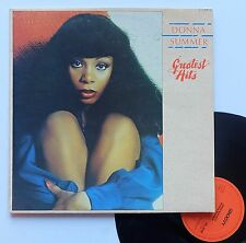 "Vinyle 33T Donna Summer  ""Greatest hits"""