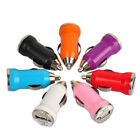 Universal USB 12V Car Cigarette Lighter Charger For iPhone iPad Samsung HTC