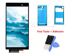 LCD Screen Touch Digitizer For Sony Xperia Z1 L39h C6906 C6943 C6902 Black Tool