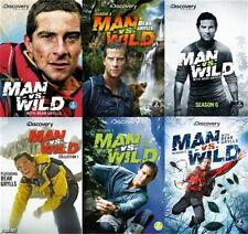 MAN VS WILD SEASONS 1-6 New Sealed 15 DVD 1 2 3 4 5 6