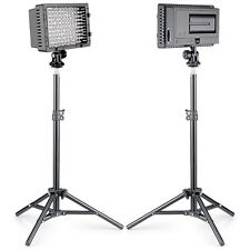 Neewer Photo Studio CN-216 LED Lighting Kit for Canon, Nikon and Pentax DSLR
