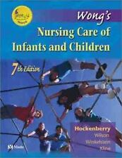 Wong's Nursing Care of Infants and Children (Book with CD)