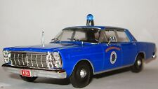 DeA 1:43 Ford Galaxie police Westwood serie Police cars of the world