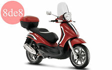 Piaggio Beverly Tourer 400 ie (2005) - Manual de taller en CD