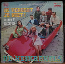 DE  HEIKREKELS SEXY CHEESECAKE CAR 60's COVER WITH POSTER MOTO HOLLAND PRESS LP